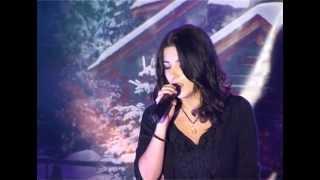 Milica Dzebric - Molitva - Novogodisnje karaoke 2012.
