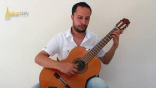 Fikrimin İnce Gülü - Klasik Gitar