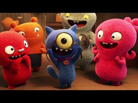 UglyDolls: Extraordinariamente feos - Trailer final espan?ol (HD)