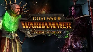 Total War: Warhammer - Grim and the Grave Trailer