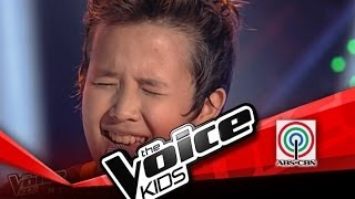 "The Voice Kids Philippines Blind Audition ""Grow Old With You"" by Juan Karlos"