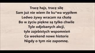 QBIK- M Jak Melanż TEKST