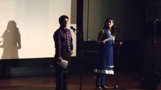 Surabhi Diwali '11 - MC intro to Munbe Va and Mahi Ve