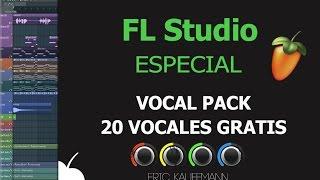 Vocal Pack para agregar antes del drop GRATIS - Vocal Shots