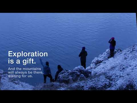 The North Face - Exploration is a gift