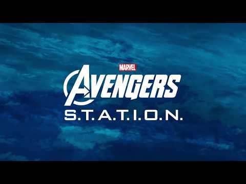 Marvel Avengers S.T.A.T.I.O.N. i Norrköping