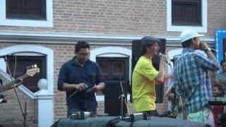 Lyrics Indy @ Rap Rock Reggae Concert at patan Museum