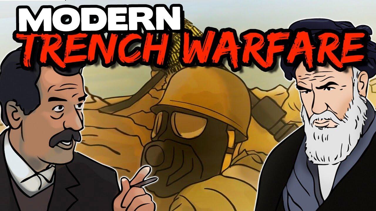 Iran-Iraq War   Animated History