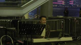 心癮 (Cover by Deep Ng) @尖沙咀海旁Busking 2017.03.05