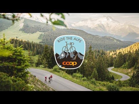 Freie Alpenpässe: nur für Radfahrer - Coop Ride the Alps