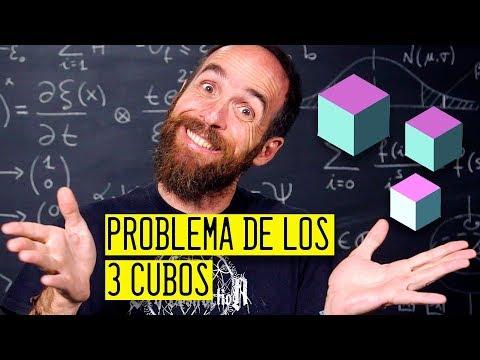 EL PROBLEMA DE LOS 3 CUBOS: una solución de 60 años