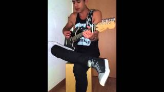 30 seconds  to mars - Hurricane cover by: Arnaldo