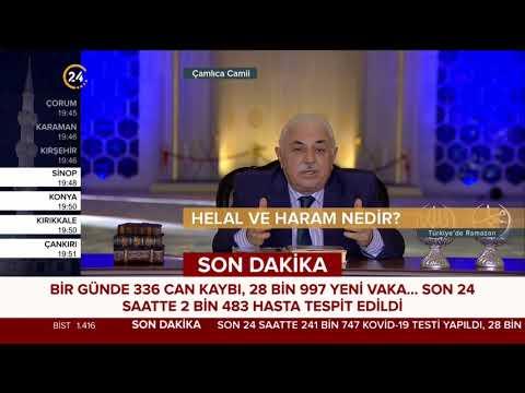 Türkiye'de Ramazan – 04 05 2021