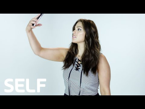 Ashley Graham's Guide To Taking The Perfect Selfie   SELF