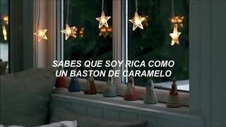 wit it this christmas / ariana grande (sub español)