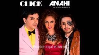Anahi - Click Lyrics