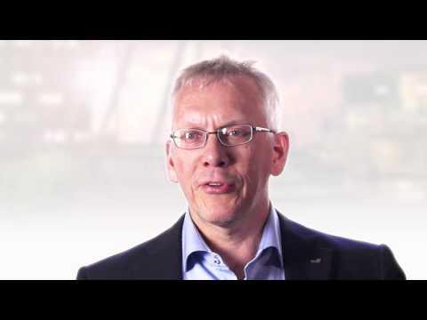 Sundsvall Energis VD Anders Jonsson om fjärrvärme vid Norra Kajen