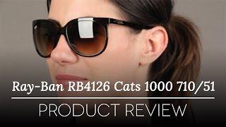 Ray Ban Rb 4126 Cats 1000 710/51 4RJiEjp