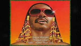 Stevie Wonder - Rocket Love