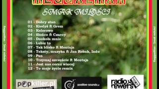 "REGGAE - ReggaeMan - ""Kolorowo"" [Smak miłości]"
