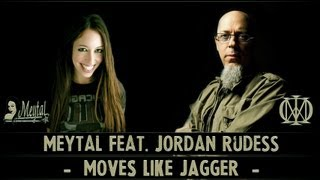 MOVES LIKE JAGGER - MEYTAL COHEN FEAT. JORDAN RUDESS - IPAD COVER