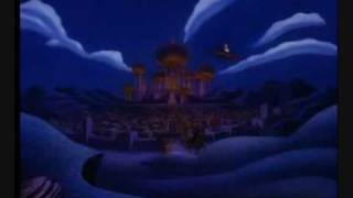 Aladdin and the King of Thieves - Arabian Nights Reprise (Italian)