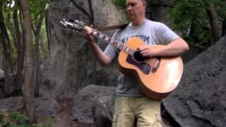 Guitar Cover 15:  Cry Me A River - Acoustic - Instrumental - Guild F-40 Blonde