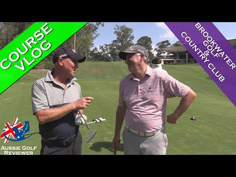 BROOKWATER GOLF & COUNTRY CLUB PART 6 with GRAHAM ARNOTT