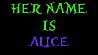 Shinedown - Her Name is Alice (lyrics)