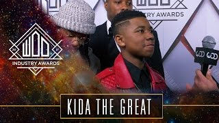 Kida The Great | #WODAWARDS17 | Red Carpet