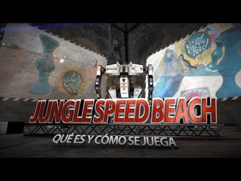 Yo Tenía Un Juego De Mesa TV #19: Jungle Speed Beach, qué es y cómo se juega