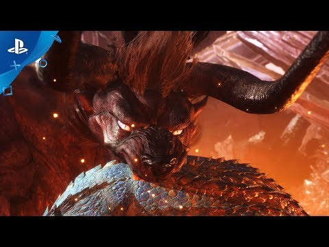 Monster Hunter: World x Final Fantasy XIV Collaboration Teaser | PS4