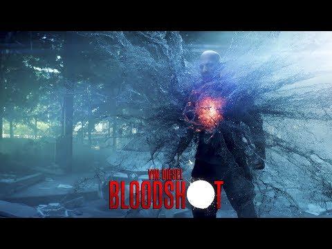 BLOODSHOT. El futuro de los superhéroes. En cines 6 de marzo.