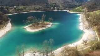 Lago di Tenno -  Parrot Bebop drone