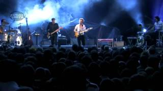 Sean Riley and the Slowriders - Walking You Home @ Festival Paredes de Coura 2009 (After-Hours)