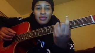"""""""It Won't Stop"""" - Sevyn Streeter (Acoustic Cover)"""