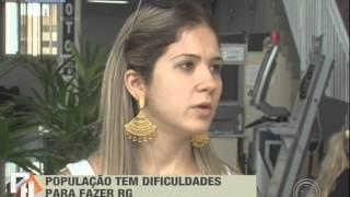 População enfrenta dificuldades para fazer a carteira de identidade em Londrina