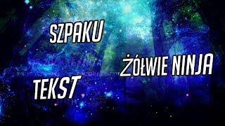 SZPAKU - Żółwie Ninja feat. Young Igi prod. 2K & Michał Graczyk + TEKST