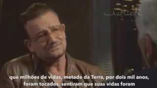 Bono Vox falando de Jesus