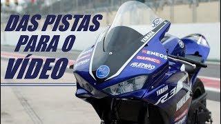 YAMAHA R3 EXCLUSIVA PRAS PISTAS! - MOTO.com.br
