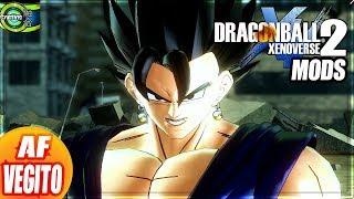 AF Vegito | Dragon Ball AF Beta 1.0 | by Bernardo Bernardes | Dragon Ball Xenoverse 2 Mods Showcase