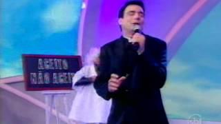 Raul Gil - Pe. Juarez canta sucesso de Raul Seixas `Tente Outra Vez´