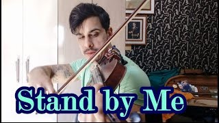 Stand By Me - Ensaio p/ Casamento by Douglas Mendes (Violin Cover) #standbyme