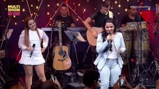 Maiara & Maraisa, 'Medo Bobo'   Música Boa ao Vivo com Anitta   Multishow