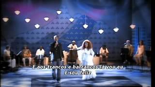 10 CIDADE DO SAMBA DVD AO VIVO DEIXA A VIDA ME LEVAR HD 640x360 XVID Wide Screen