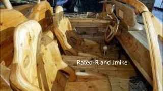 Rated-R feat. Jmike- Wood grain grippin