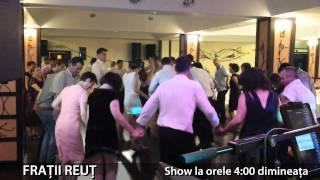 Fraţii Reuţ - Show la orele 4 dimineaţa, Nunta 2014