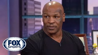 Mike Tyson Reflects On His Career On Crowd Goes Wild
