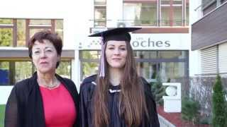 Les Roches 2014 Graduation Ceremony - Best student life memories