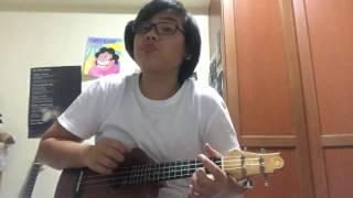 We are the Crystal Gems-Steven Universe (ukulele cover)